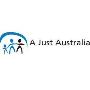 A Just Australia logo