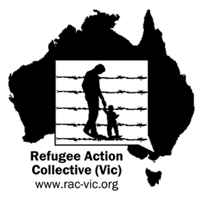 Refugee Action Collective - Victoria logo