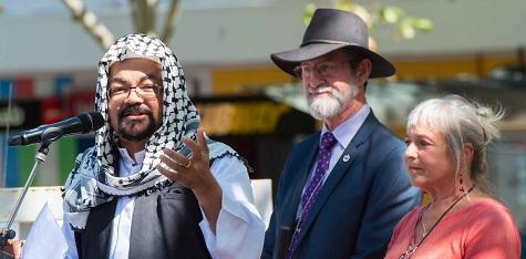 Interfaith speakers