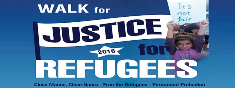 Palm Sunday Walk for Justice