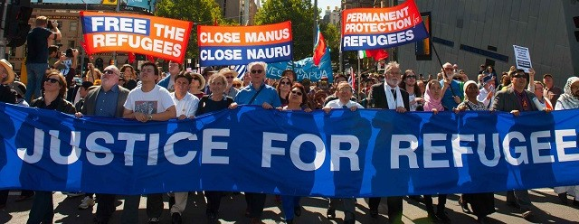 Thousands of Melbournians joined the #Walk4Justice on Palm Sunday 2016. Adding their voice to the calls to Close Manus and Nauru, provide permanent protection and to free refugees from mandatory […]
